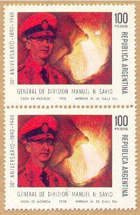 Gral de División Manuel Nicolás Savio