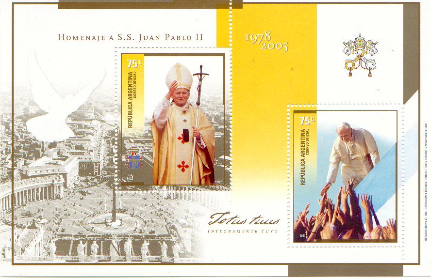 Fallecimiento del Papa Juan Pablo II (2005)