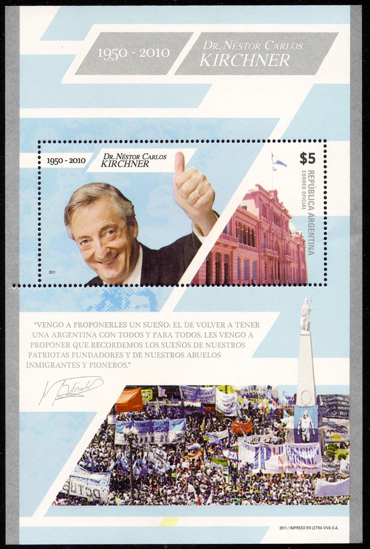 Néstor Kirchner 1950-2010