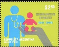 100 Años de la Sociedad Argentina de Pediatría