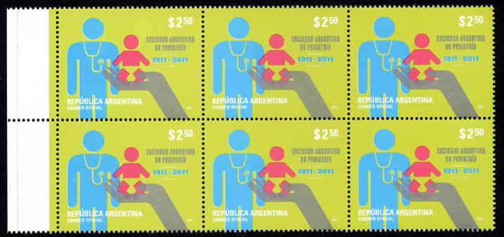 100 years of Argentina Pediatrics Society