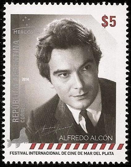 Alfredo Alcón - Año 2014