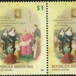 Congregación Hijas de María Santísima del Huerto en la Argentina