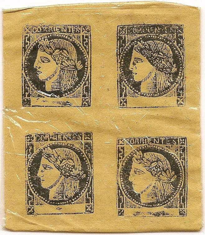 Corrientes 1856 Color Amarillo