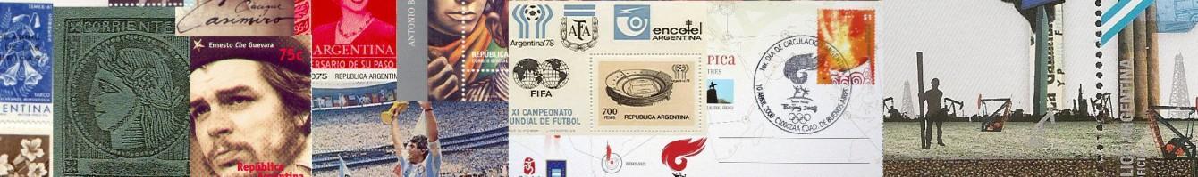 Filatelia Argentina