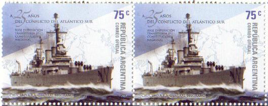Crucero Gral Belgrano
