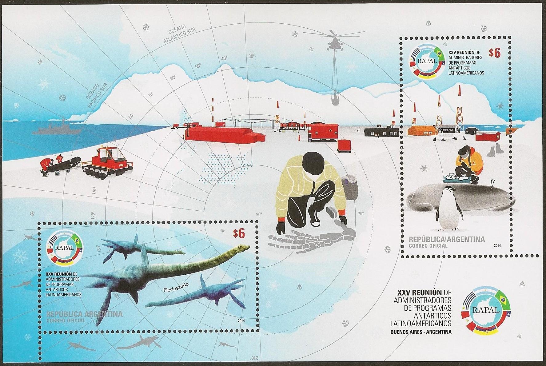 Programa Antártico 2014