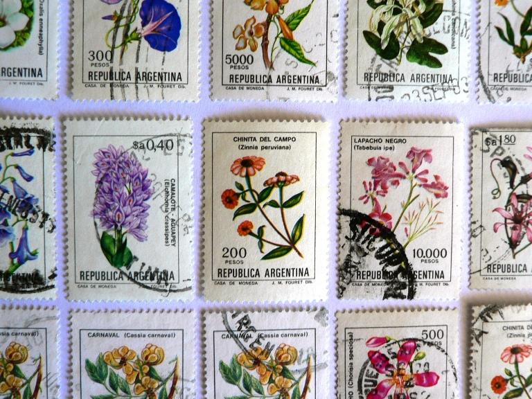 Flores Argentina - Serie Ordinaria