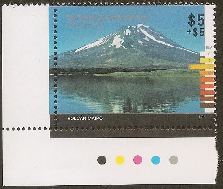 Volcán Maipo