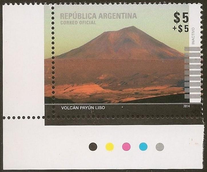 Volcán Payún Liso