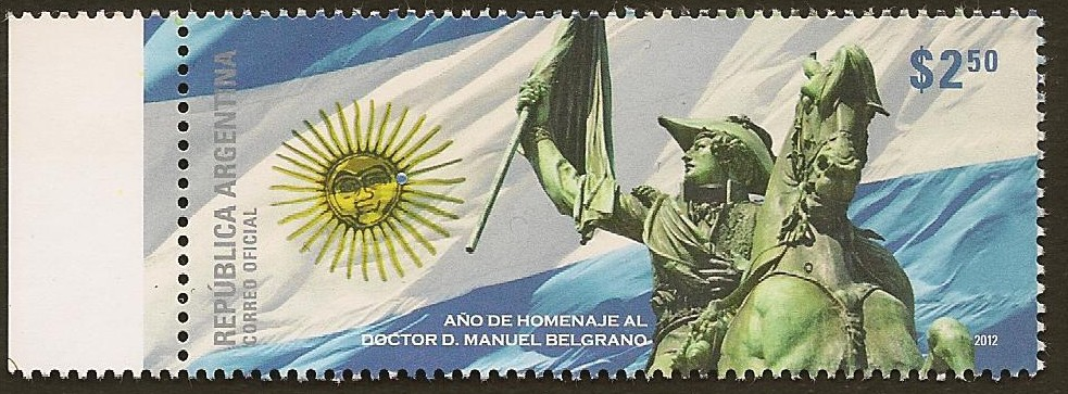 Homenaje a Manuel Belgrano