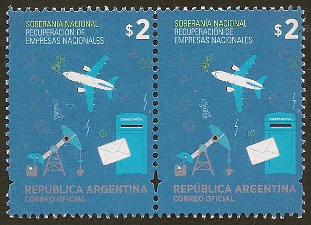 Nationalization of Argentina Company