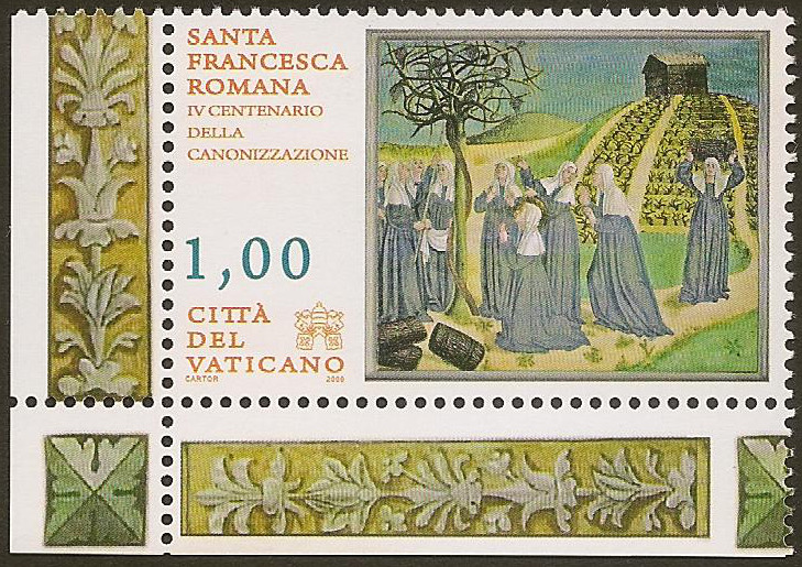 Santa Francesca Romana - Vatican Citty