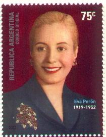 EVA PERON (Año 2002)