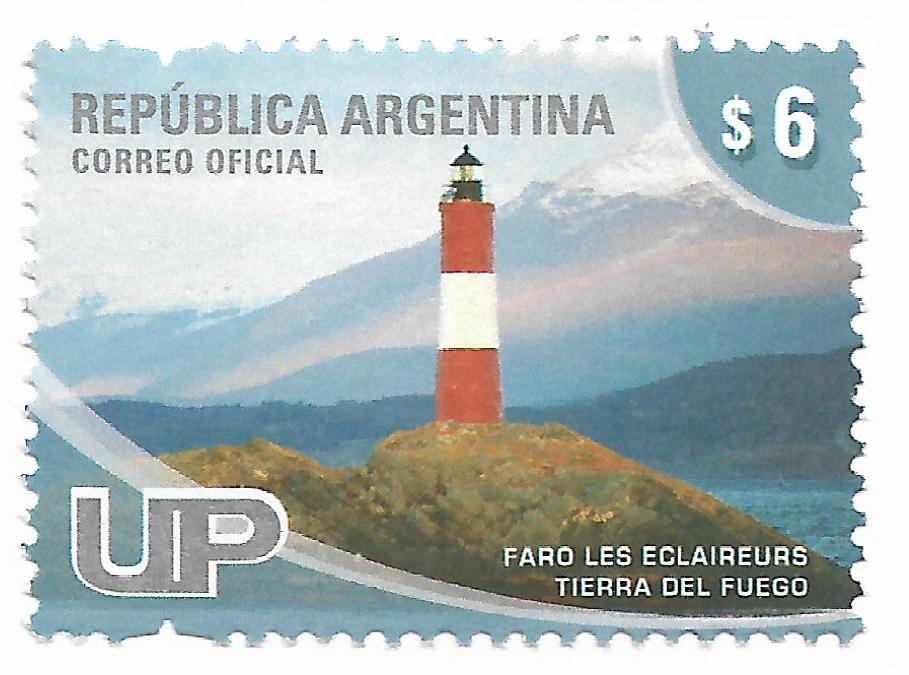 Faro Les Eclaireurs - Tierra del Fuego