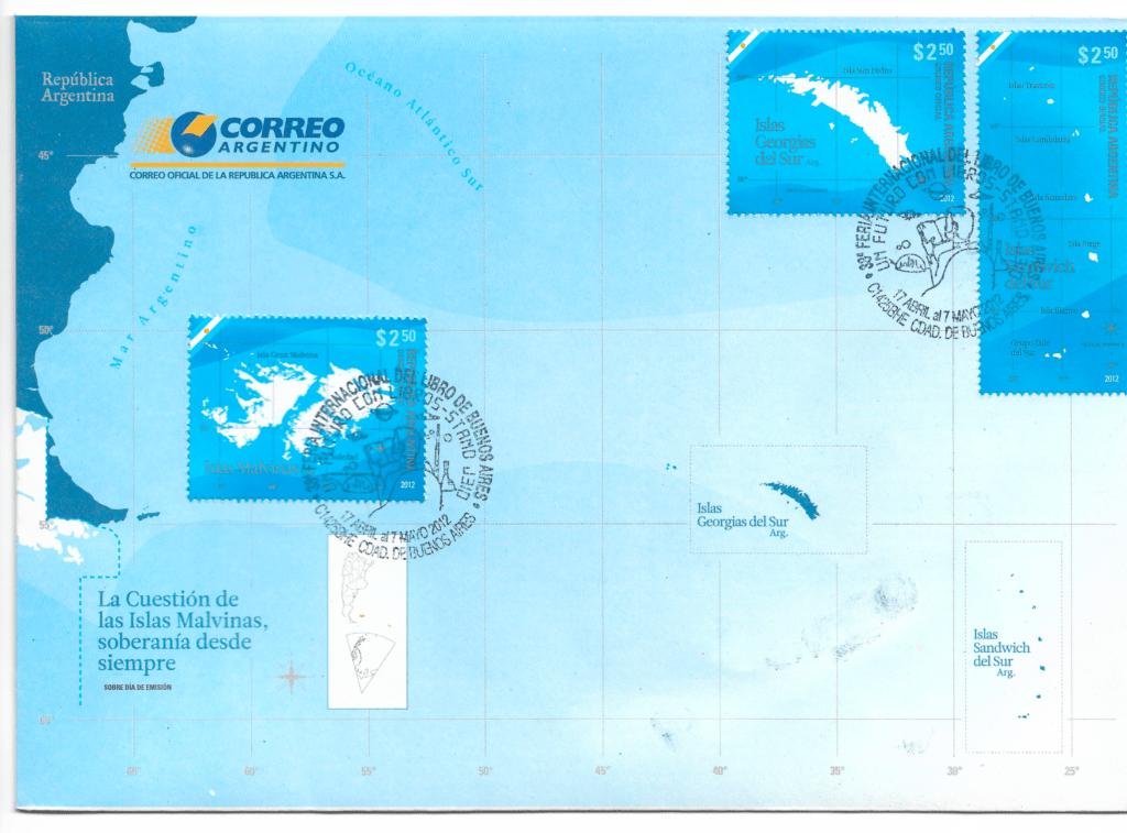 La cuestión de las Islas Malvinas, soberanía desde siempre.