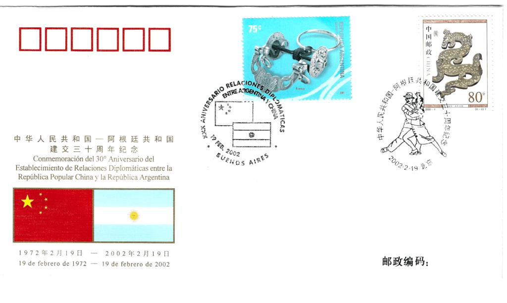 30 Aniversario Relaciones Diplomáticas China Argentina
