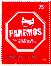 Año 2007 Plan Nacional de Seguridad Vial