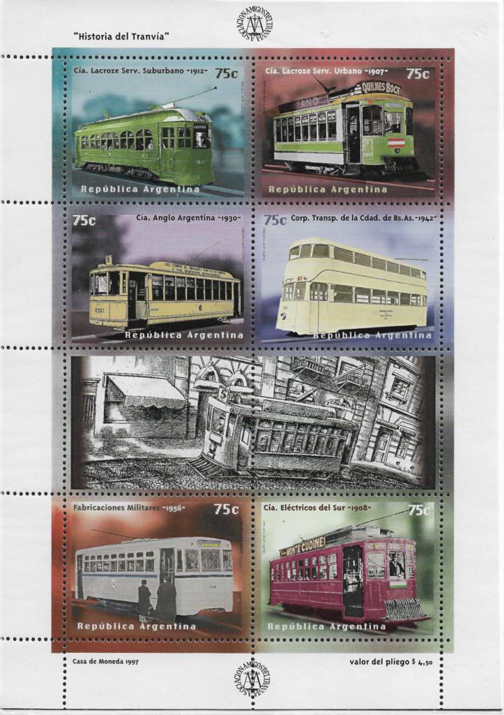 Historia del Tranvía en la Ciudad de Buenos Aires