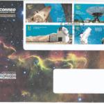 Filatelia Argentina Observatorios Astronomicos - Sobre Primer Día - 22 de Agosto 2009