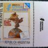 Sello Postal Conmemorativo de la Exposición Prenfil 1988