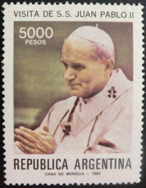 Su Santidad Juan Pablo II