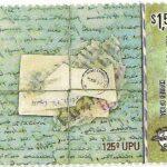Unión Postal Universal 125 Aniversario
