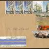 Carta enviada hacia Holanda