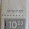 Cifra 10 Pesos