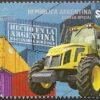Hecho en la Argentina - Tractores - Maquinaria Agrícola
