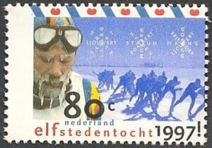 Elfstedentocht 1997 - Nederland