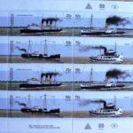 Transporte Fluvial - Filatelia Argentina