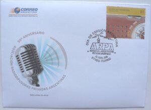 50 Aniversario de la Asociación de Radiodifusoras Privadas Argentinas ARPA