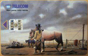 Tarjetas Telefónicas