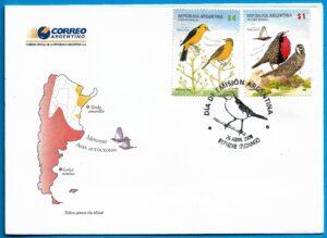 Aves Serie Mercosur - Año 2008