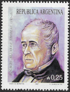 Ignacio Álvarez Thomas 1987
