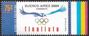 Candidatura de Buenos Aires a los Juegos Olímpicos de 2004 - 1997