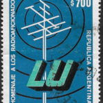 Homenaje a Radioaficionados 1980